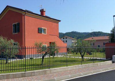 Realizzazione edificio residenziale a Sestri L.